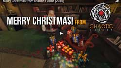 Merry Christmas from Chaotic Fusion (2016)